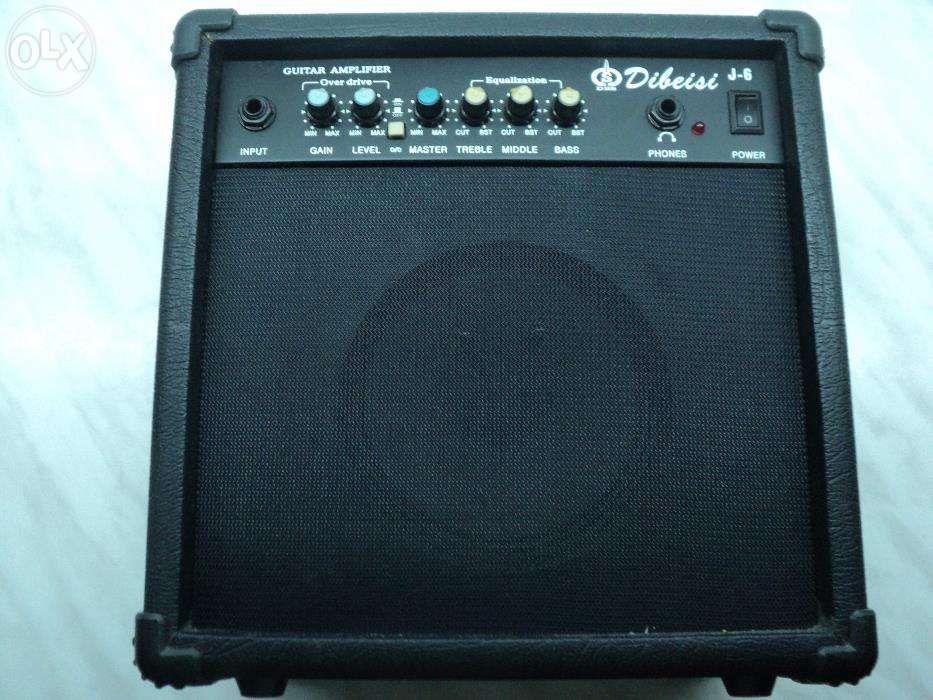 Amplificator Chitara Dibeisi J-6 15W NOU