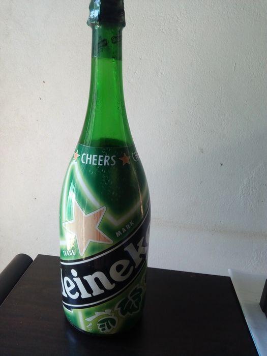 Garafa exclusiva da Heineken importada 2 litros