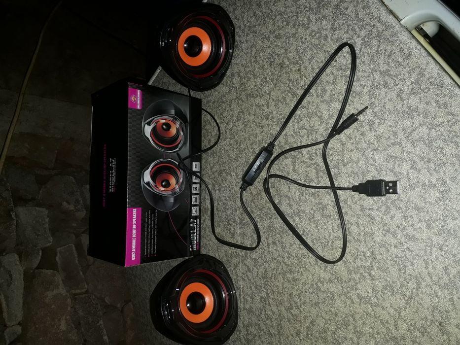 Speaker for mobile and desktop
