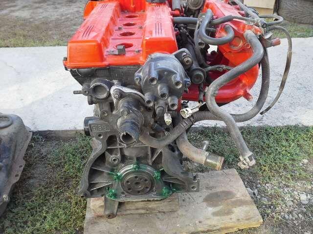Двигатель в сборе на Сузуки Свифт 1992 год,объемом 1.3 ,твин кам, 16 к