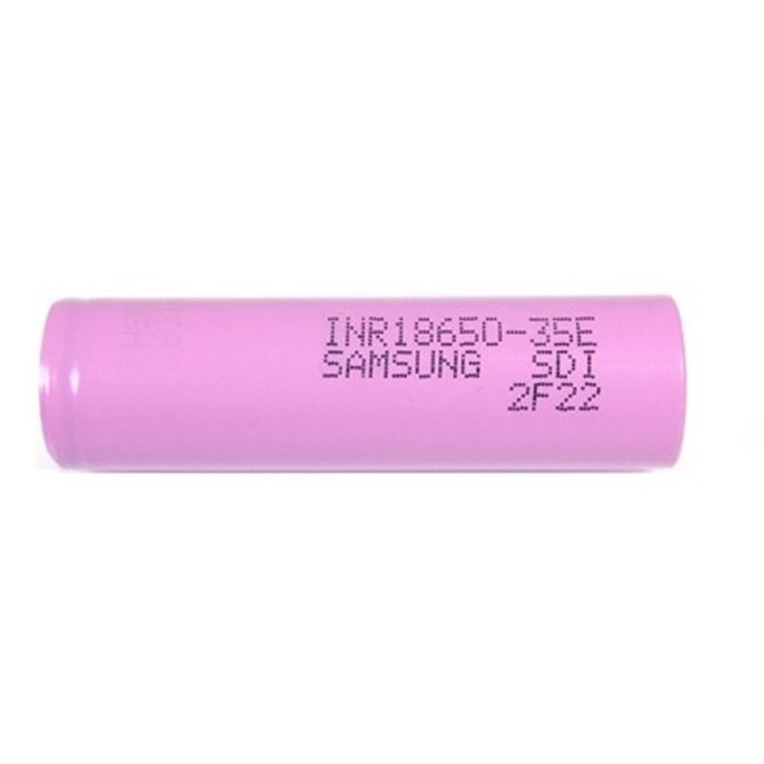 Li-Ion Литиево йонни батерии Samsung INR18650-35E 3450mAh 10А 3.7-4.2V