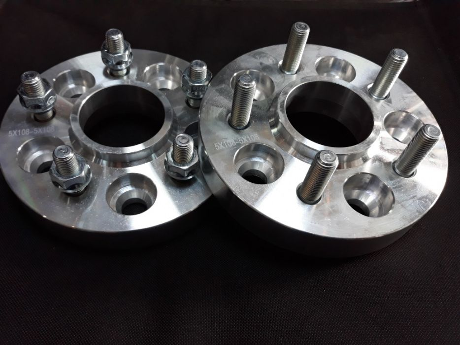 Distantieri 5x108 grosime 26 mm Ford/Volvo/Peugeot/Citroen