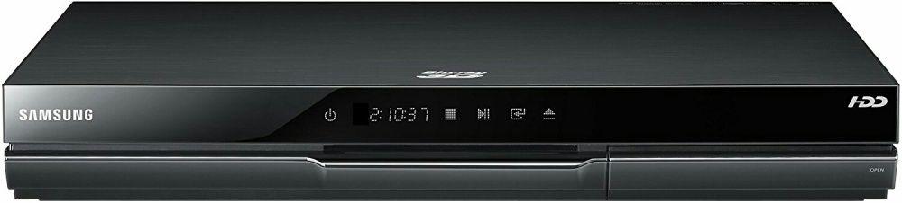 Samsung 3d blueray hard disc recorder + ochelari 3 d