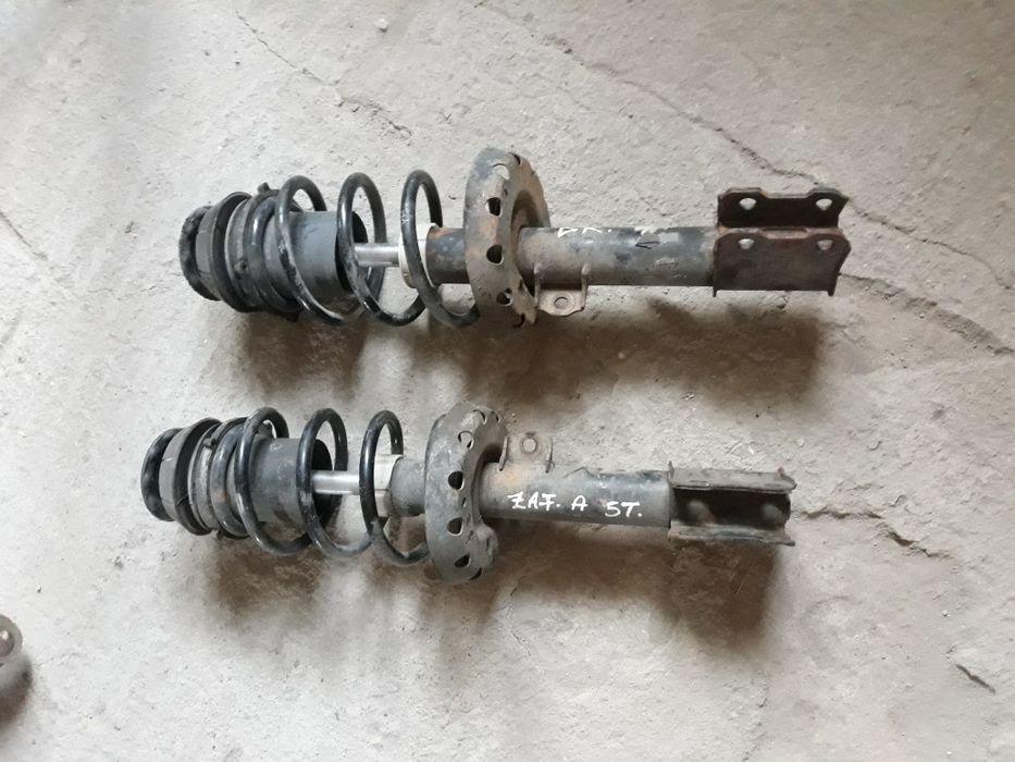 Arc(arcuri) fata+ amortizor+ flansa original Opel Zafira A(1998-2006). Bucuresti - imagine 1