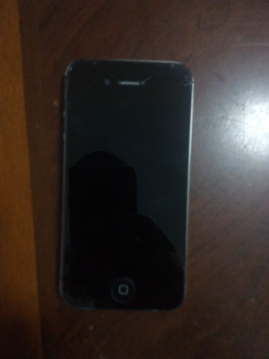 Meu iPhone 4s, estou a despachar