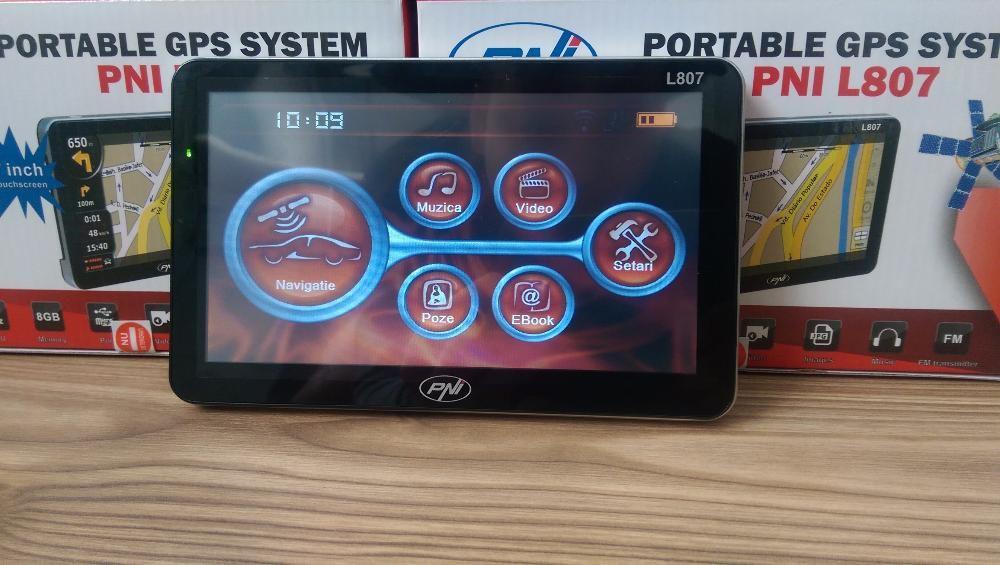 "GPS-uri marca PNI, ecran mare 7"" cu 4 versiuni de soft Igo Primo Bistrita - imagine 2"