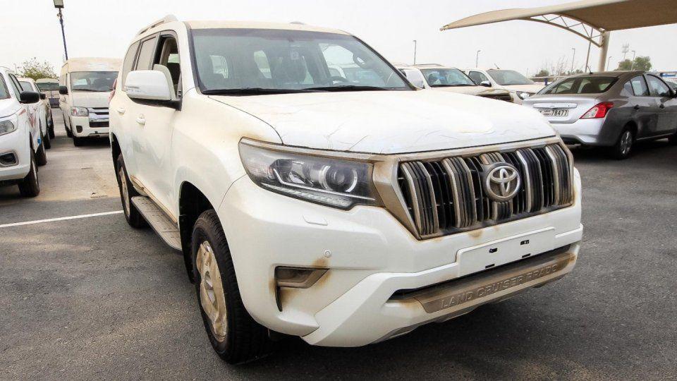 Vende-se Toyota Prado TXL 0Km