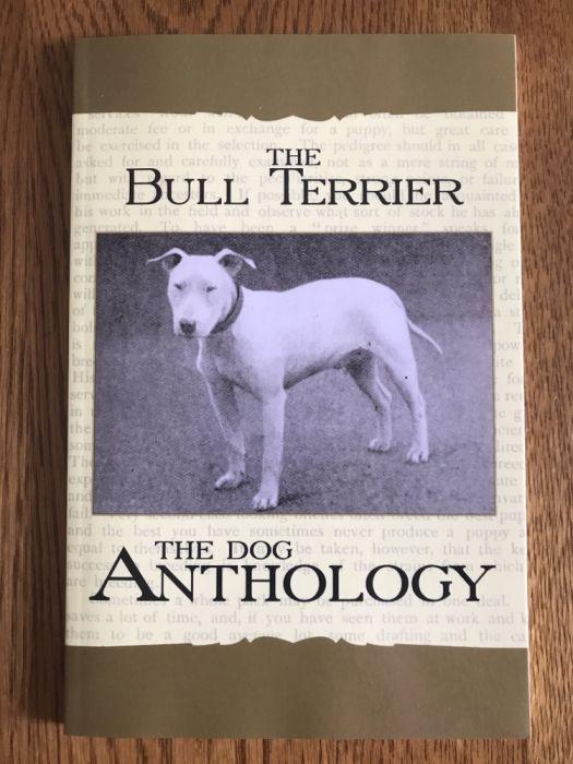 Cartea Antologia Bull Terrier-ului