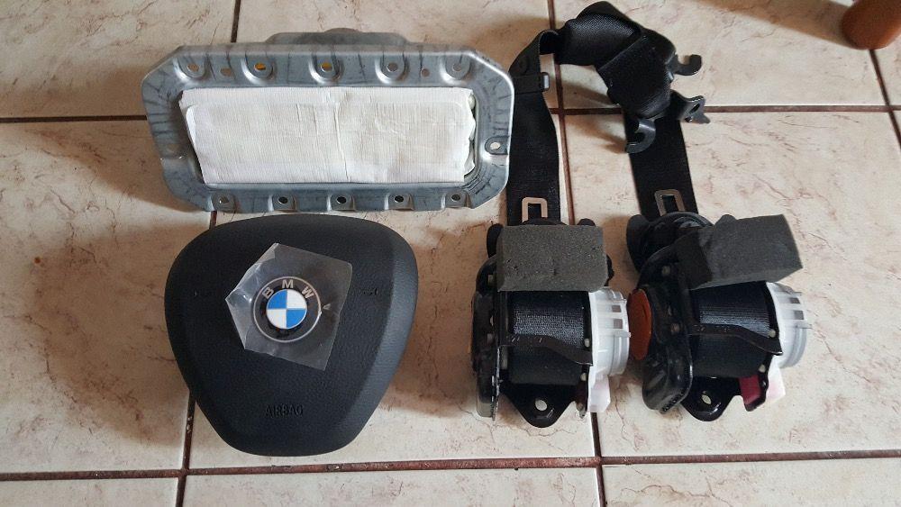KIT Airbag BMW X3 X4 F25 F26 Volan + Pasager + Centuri