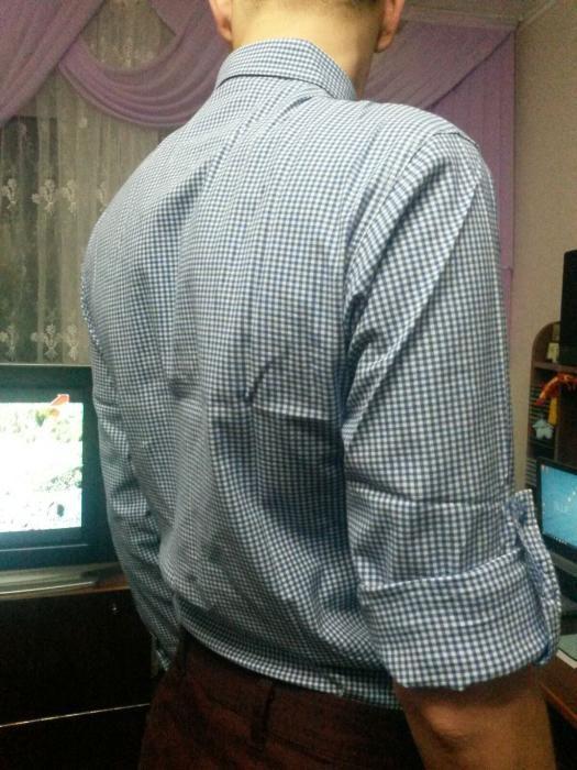 374a04744a5 Продам рубашку мужскую молодежную  2 000 тг. - Мужская одежда ...