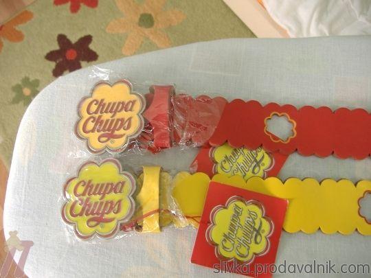 НОВИ колани естествена кожа Chupa Chups -12лв.
