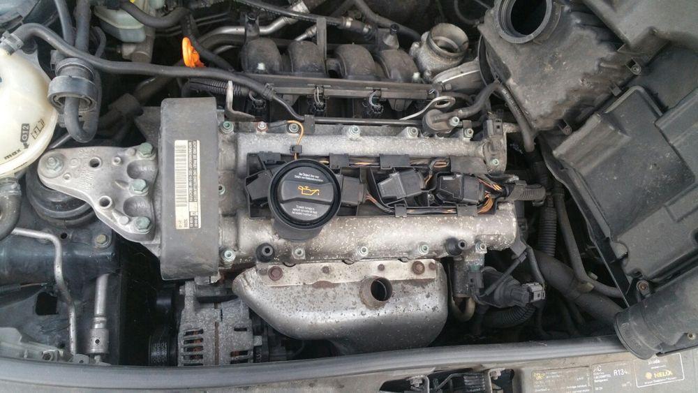 Motor de 1.4i cod BBZ 100cp de vw polo. Fabia. Ibiza. Golf