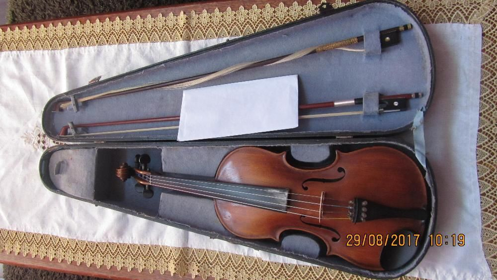 vioara belgiana lucrara manual