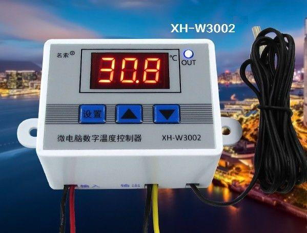 Терморегулятор XH-W3002