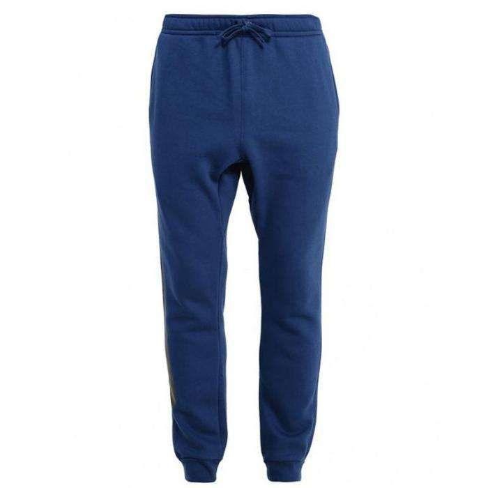 Pantaloni NIKE toamna-iarna + TRICOU - S - DARK BLUE - NOU - ORIGINAL