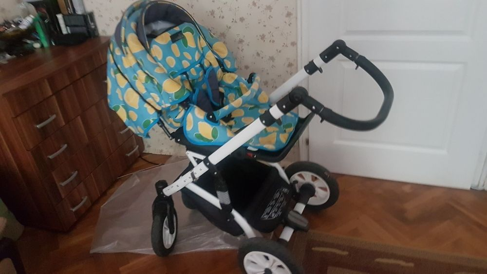 Детска количка 3в1
