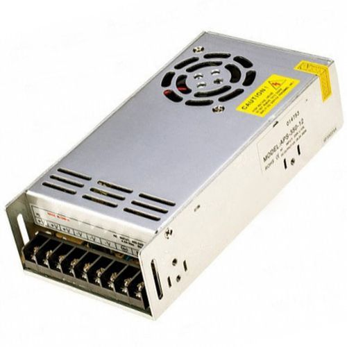 12V30A блок питания на светодиодные ленты/видеонаблюдение/сигнализацию