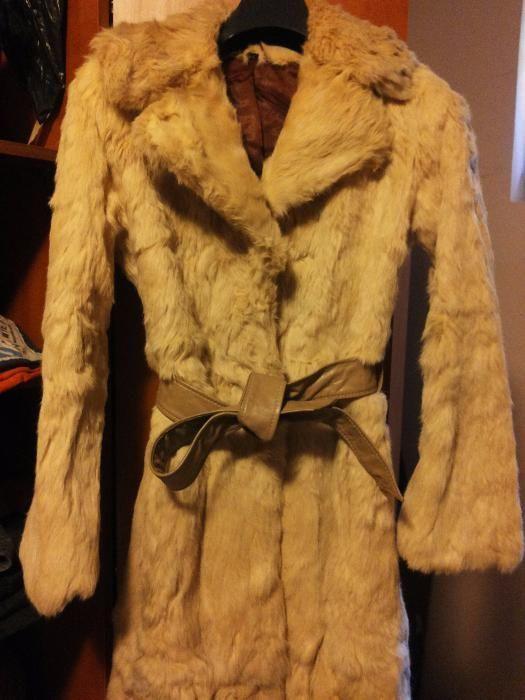 Страхотно кожено палто