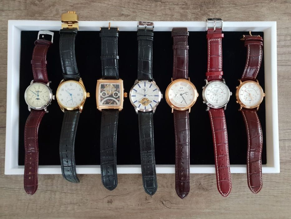 Colectie de 7 ceasuri Engelhardt - defecte (Lot 1)