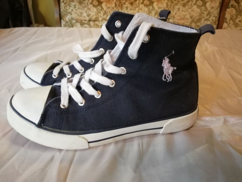 Ghete Polo Ralph Lauren originale 35