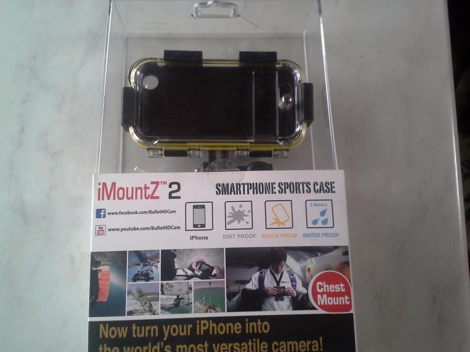 Кеис за iphone 5-5s водо прахо удароустойчива