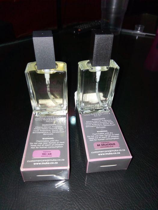 Perfumes da INUKA