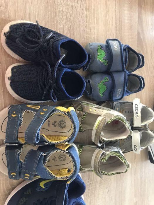 Papuci, Sandale, adidasi mărimi 24, 25