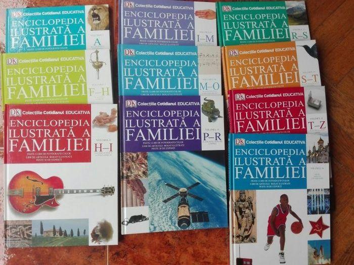 Cărți Enciclopedia ilustrata a familiei