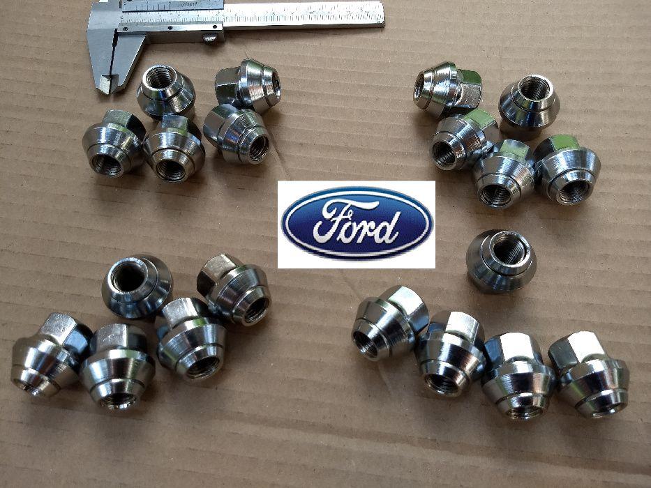 set nou Prezoane Piulite Ford, cheie 19 pt Jante Originale Ford