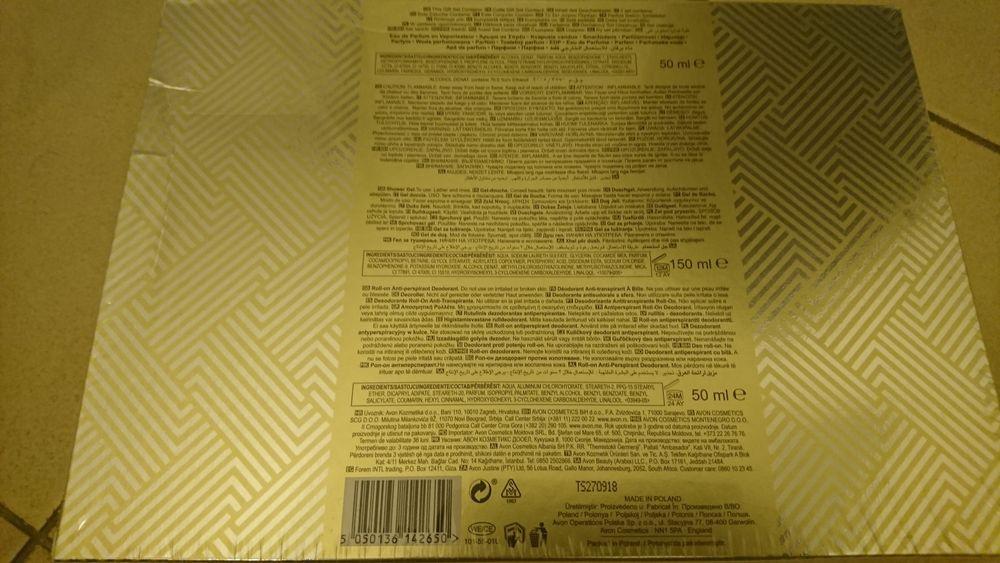 5a8c8e32a2e Kit de perfume Avon Far Away Gold Vila Alice • olx.co.ao