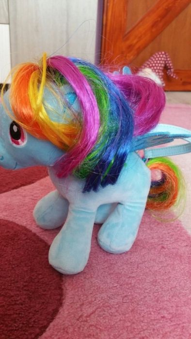 My little pony - poseta