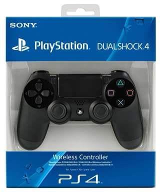 Joystick para PS4 novos e selados