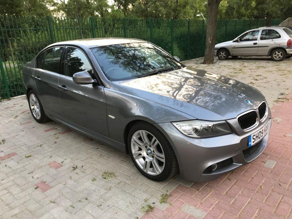 Dezmembrez BMW E90 320i motor N43B20A ,an 2009,automat