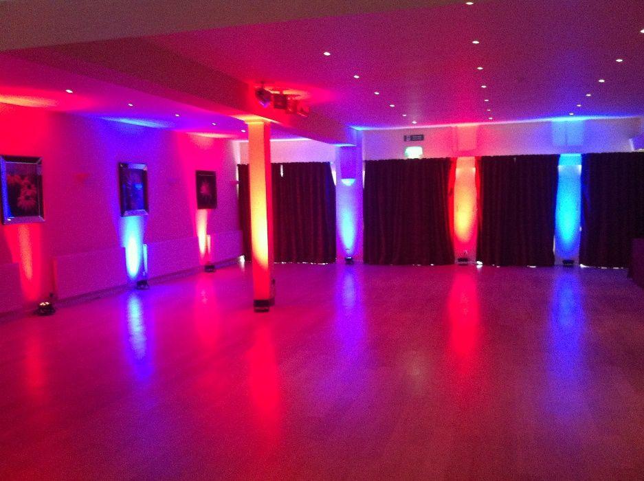 LUMINI RESTAURANT ARHITECTURALE lumini club stroboscop disco dj dmx