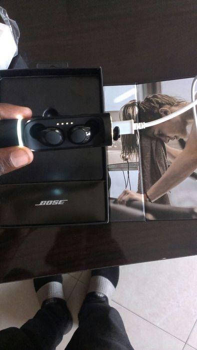 Vendo intra auricular wireless bose soundsport air novo em caixa.