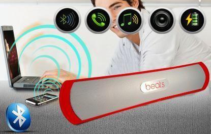 Boxa Bluetooth SoundBar - Portabila / Card MicroSD, USB, Aux