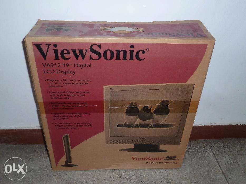 """Monitor ViewSonic 19"""""""