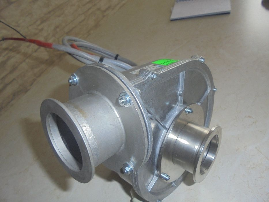 Vand Ventilator 12-24 V cu magneti permanenti pt. Forja/Centrala