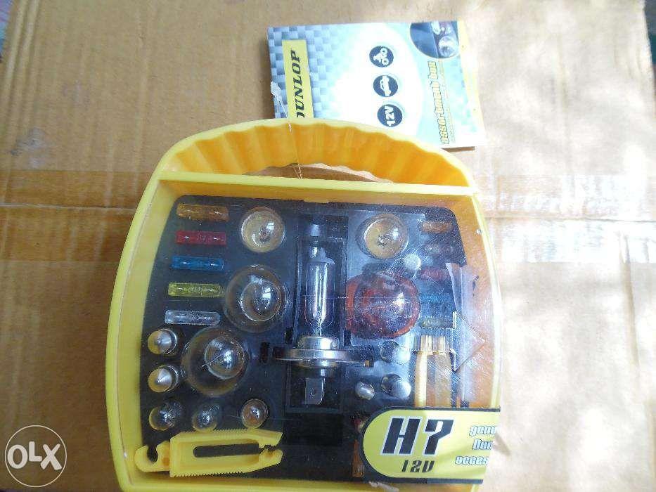Becuri si sigurante auto DUNLOP H7 Halogenate