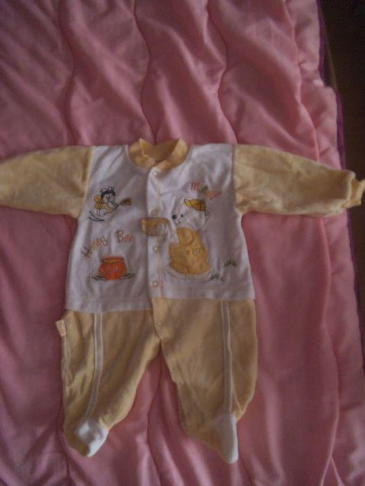 Детски и бебешки дрехи