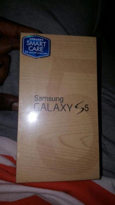 Samsung Galaxy s5 16GB super novo celado na caixa
