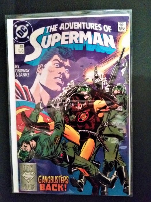 The Adventures Of SUPERMAN #446 DC (1988)