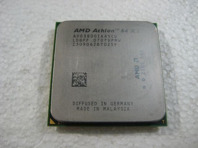 Двуядрен Athlon 64 X2 s.AM2