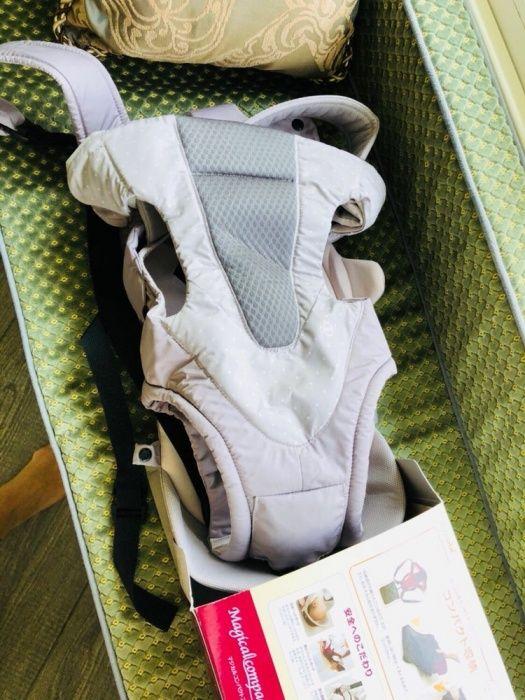 Слинг/кенгуру для новорожденных новое в упаковке