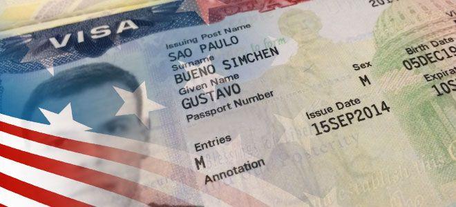Fazemos agendamentos para visto dos ESTADOS UNIDOS DA AMERICA