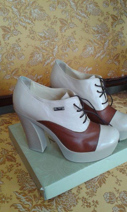 pantofi de piele moderni