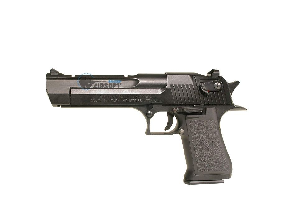 Pistol Airsoft Desert Eagle 50AE Semi Co2