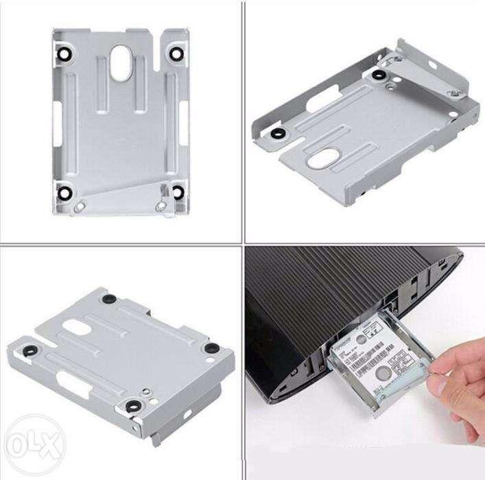 Rack hard disk Sony PlayStation 3 Super Slim PS3 HDD suport caddy
