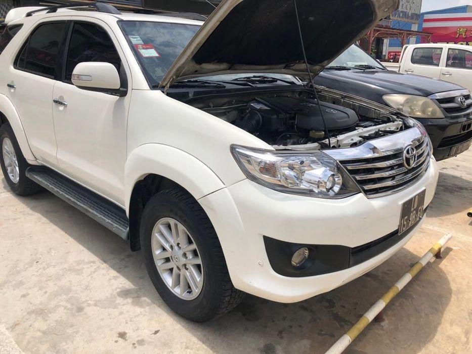 Toyota fortuner v6 Gasolina em perfeitas condições