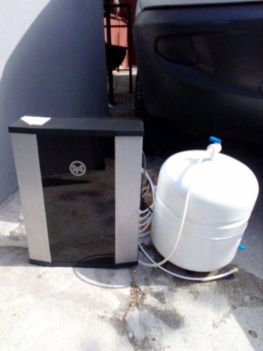 Aparat purificare apa prin principiul osmozei inversa